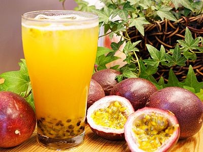 Factory Supply Freeze Dried Passion Fruit Powder Concentrate Juice Powder