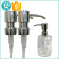 Best selling hand metal soap pump / stainless steel lotion pump for liquid soap bottle