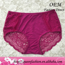 Fashion degisn plus size women panties fat women panties underwear for women sexy