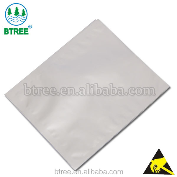 Btree ANTI-STATIC Aluminum Foil Plastic Bag For Packaging Component Electronics