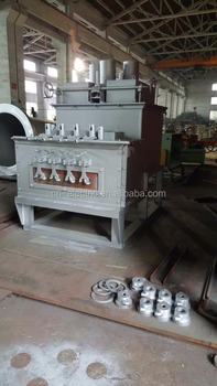 Aluminum Alloy Rod Continuous Casting and Rolling Machine