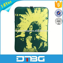 15.6 Cute Portable Waterproof Custom Neoprene Laptop Sleeve Wholesale