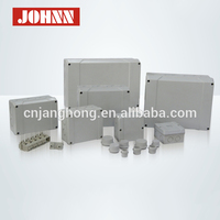 JK Series Grey Outdoor Galvanized Electrical Enclosures Junction Boxes