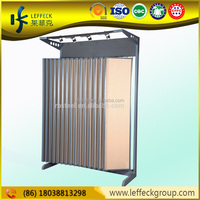 Metal Slidding Doors tile display stand,ceramic display rack,ceramic tile display rack stand
