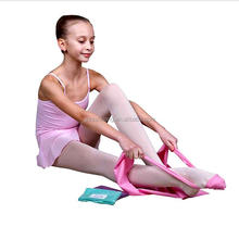 12 years factory hot selling custom ballet latex stretch band for Dance and Gymnastics Training