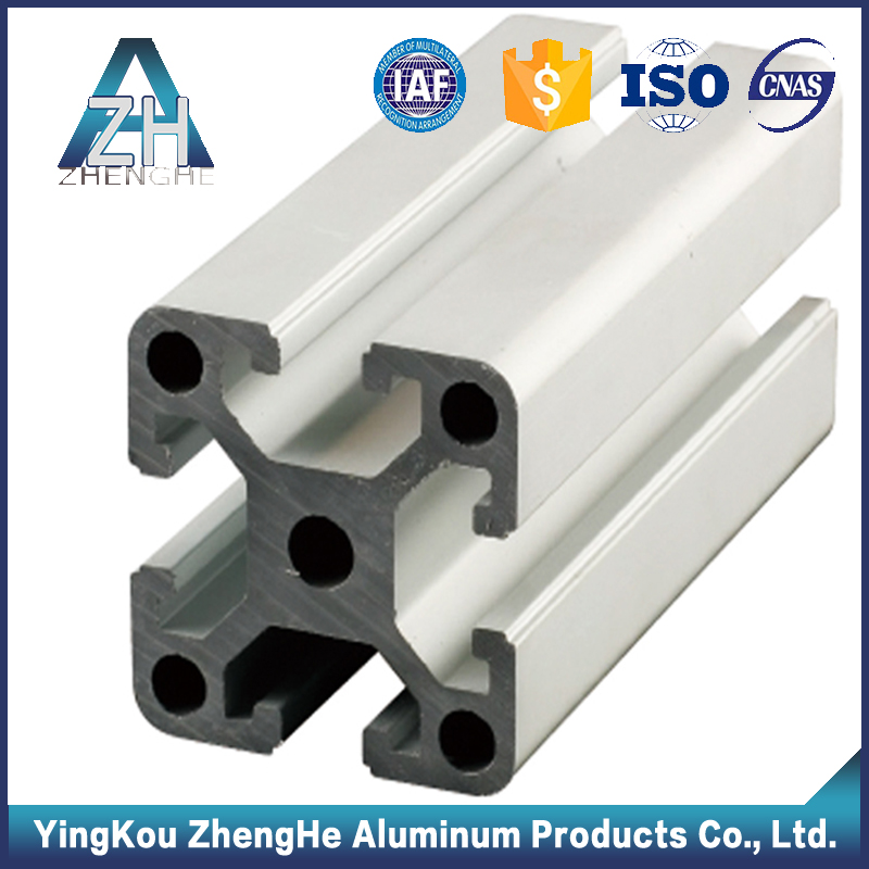 custom 40x40 v-slot aluminum profile for industrail automation line