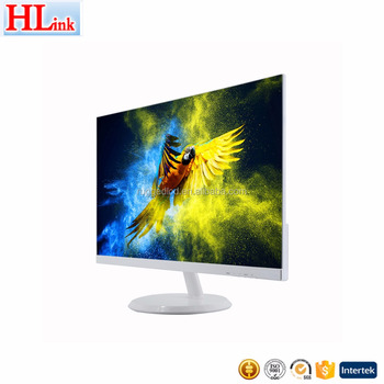 24 inch HD slim frameless led monitor