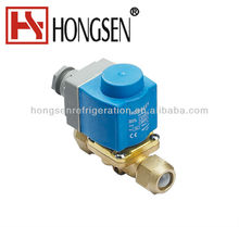 Refrigeration NC Type Solenoid Valve Magnetic Valve 3/4SAE