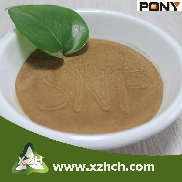 raw materials used for construction sodium naphthalene sulfonic acid formaldehyde TD0211