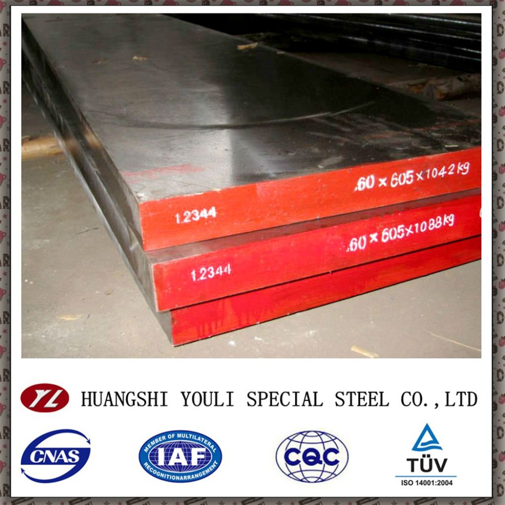 forged hot work SKD61 Steel plate