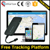 Cheap mini motocycle gps tracker / vehicle tracking system with App tracking