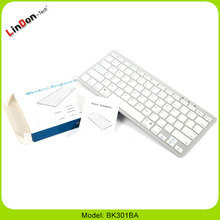 Factory Direct Sales Universal Wireless ABS Bluetooth Keyboard For Macbook For iPad For Samsung Tab