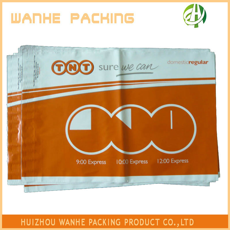Wholesale printing plastic bags custom poly mailers bag for clothing packaging