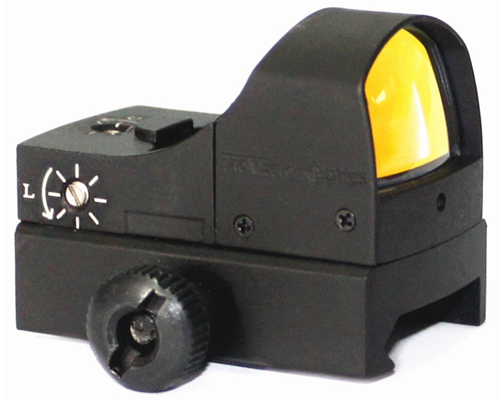 "Vector Optics Sphinx 1x22 Auto Light Sense Micro Red Dot Sight 48mm 1.9"" Length"