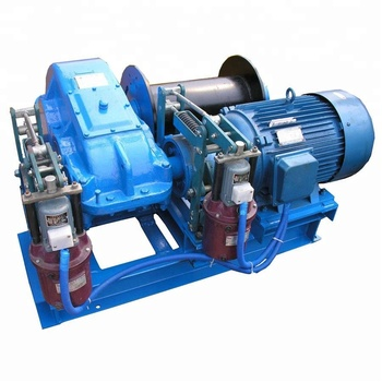 JK Type Electric Winch