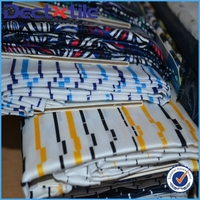 Cheap price good quality bulk blank camisa shirt fabric comes from China