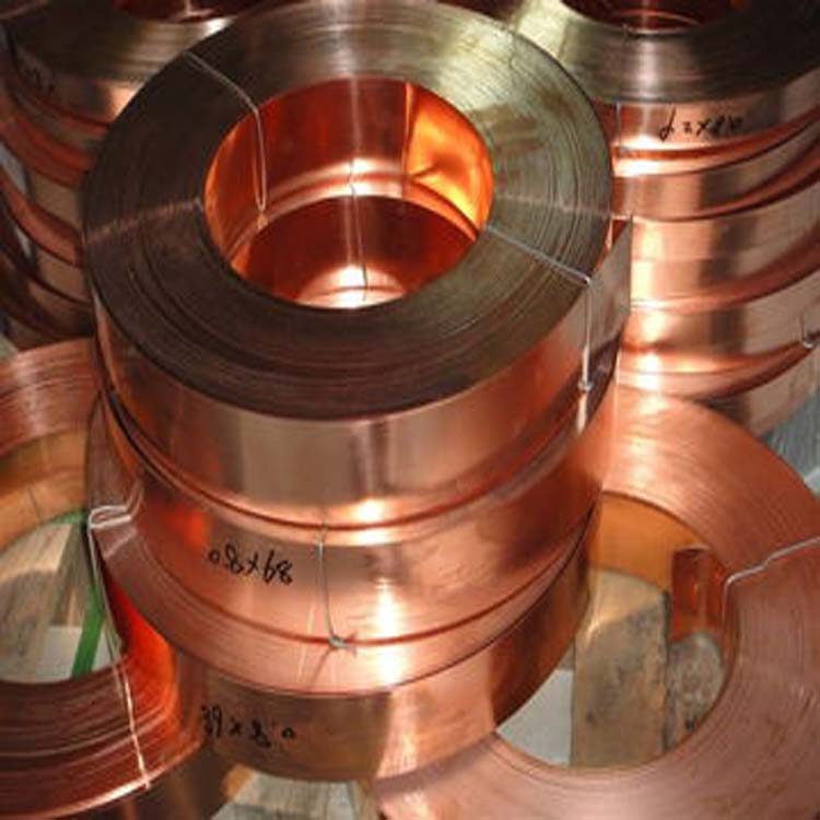 0.3mm thickness Copper coated Clad Steel Strip For Earthing and Down Conductor