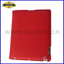 Leather Flip Case Cover for Apple iPad 2 or iPad 3 -- Laudtec