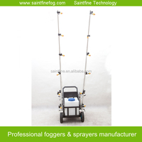 vaccination sprayer for poultry house