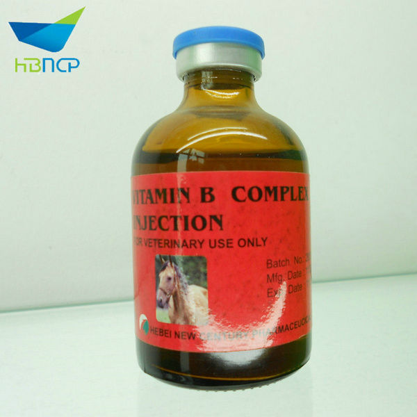 Injectable multivitamin injection for animal