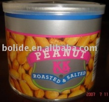 salted and roasted peanut product