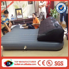 New arrival floating air supported inflatable bed