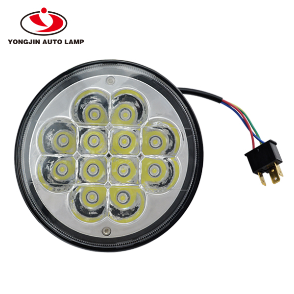 New design. 5inch 36w led work light led driving light for truck, atv, suv, jeep