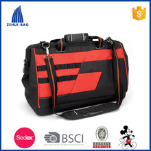 garden tool set with bag engineer tool bag factory customize high quality canvas carpenter tool bag for plumbers