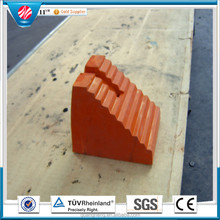Easily Wedges Door Gaps up to 1 Inch rubber car stopper