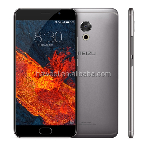 Latest 5g Meizu Pro 6 Plus / M686G 128GB Meizu Mobile phone 5.7 inch AMOLED Screen Flyme 5.0 Exynos 8890 Octa Core