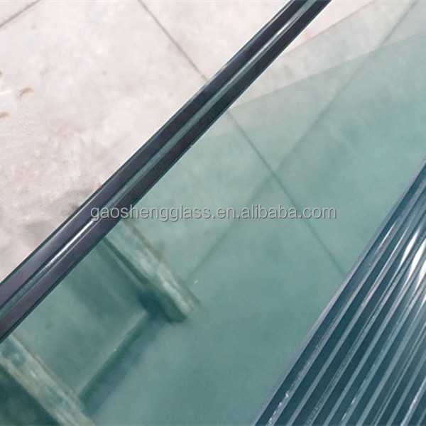 6mm 8mm 10mm 12mm tempered laminated glass price