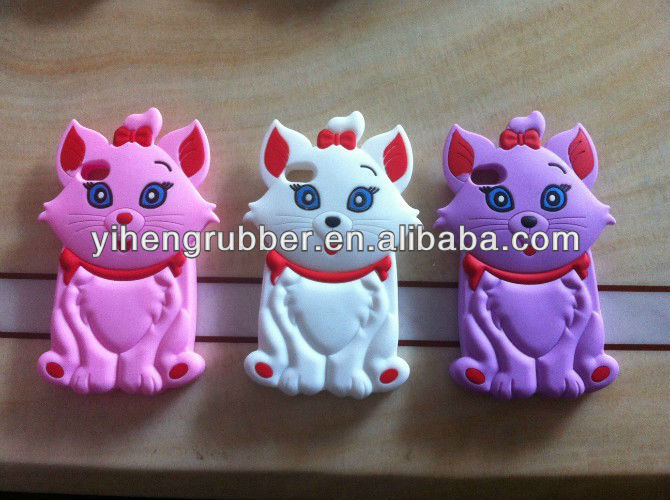 Animal Silicone cover case for samsung galaxy s3 i9300