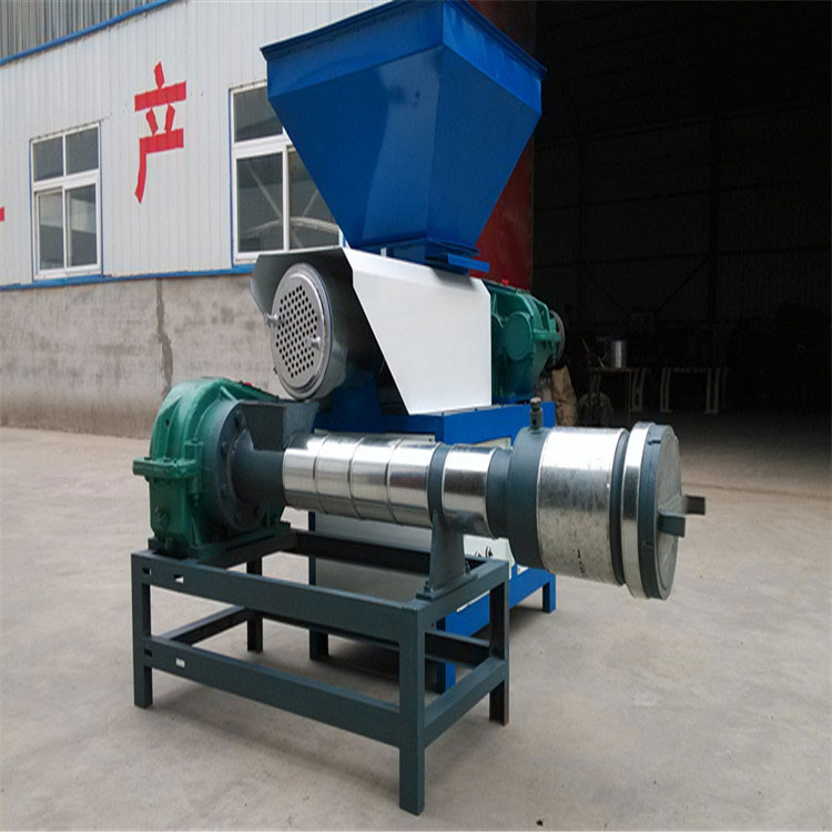 Waste plastic pellet making machine/Pellet machine for plastic foam