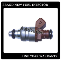 One Year Warranty oil burner nozzle FUEL INJECTOR OEM 5WY2404A For Chery QQ 0.8
