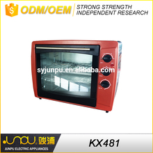 Manufacturer supplier electric conventional portable toaster pizza maker oven