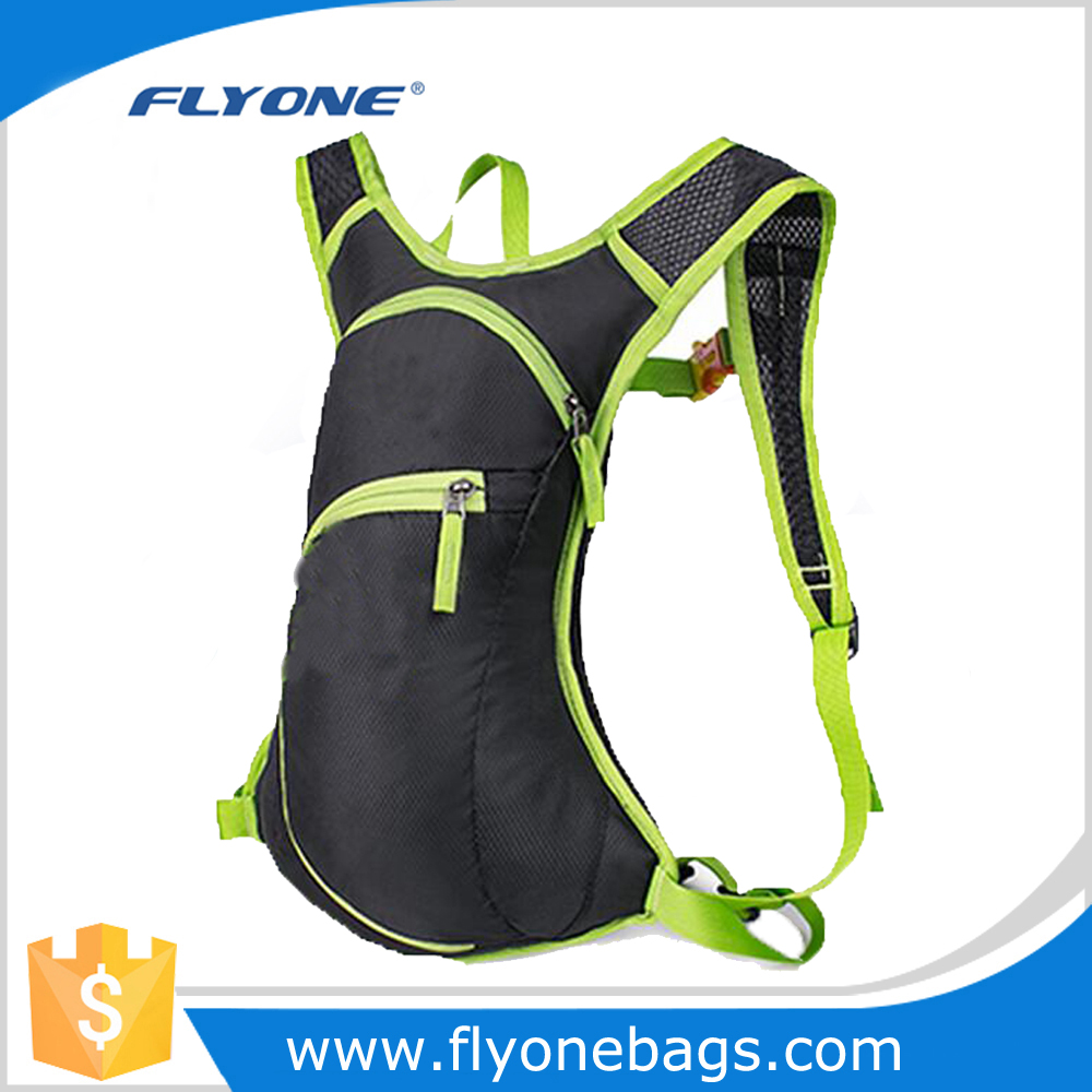 1.5L Bicycle Hydration Backpack Cycling Backpack For Water Bladder Pack
