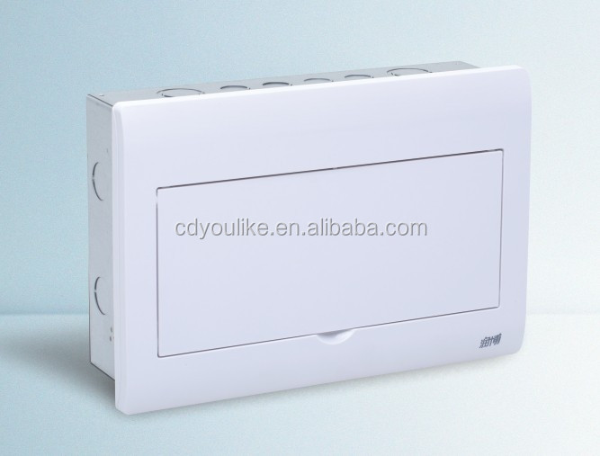 Special discount price 3 phase plastic electrical control panel box