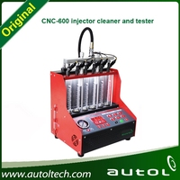 110V/220V Economical gasoline car Injector Cleaner And Tester CNC600 Injector Cleaner CNC600 same as Launch CNC 602A