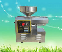 Soybeans Oil Processing Machine/Hot Sesame Cold Pressed Oil Press