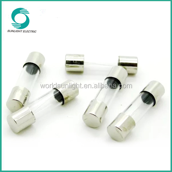 20A 250V glass tube fuse link