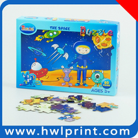 paper puzzle piece jigsaw puzzle Educational Toys