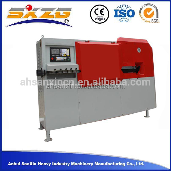 Machine for bending wire, 2d CNC rebar bending machine price