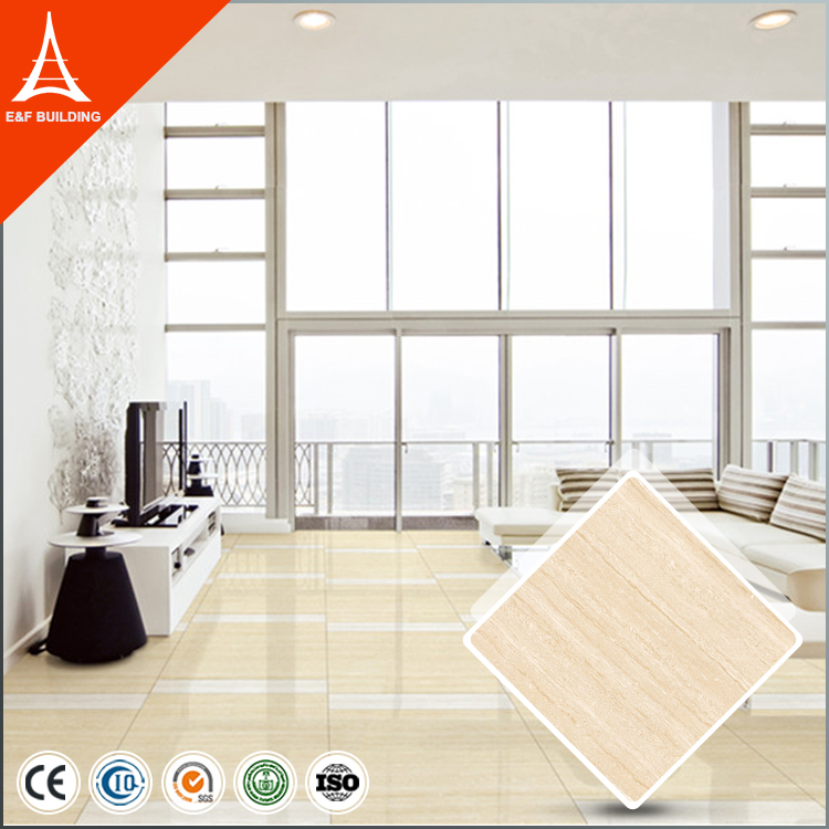 China wholesale 600 x 600mm 800 x 800mm dining room dark blue polished porcelain wall ceramic white floor tile