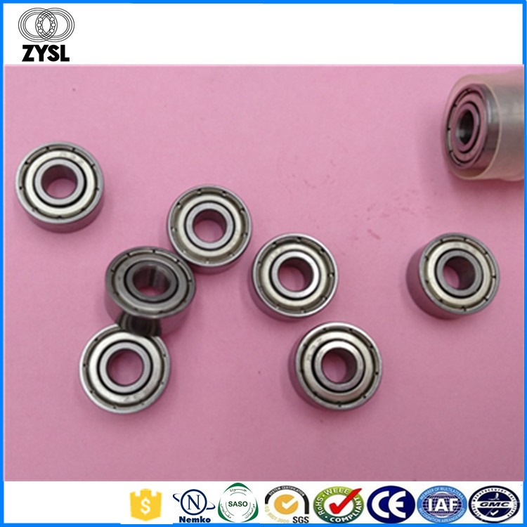 inch sizes miniature deep groove ball bearings 3/16'x1/2'x5/32' bore 4.763mm R3 R3Z R3ZZ