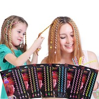 Hair ornament braided band well-designed hair accessories head wear