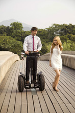 big wheel kick scooter for adults / big wheel electric scooter / two wheeled self-balancing personal transport