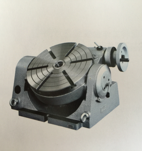 TSK Series Tilting CNC Universal Rotary Table from China direct factory