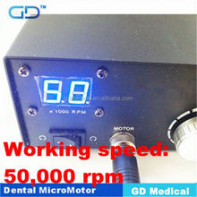 GD Medical CE Approved portable micro motor