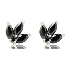 0132220-2 2013 latest fashion zircon earring friar earring