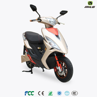 72v strong power adult electric scooter , shark electric motorcycle with LCD display